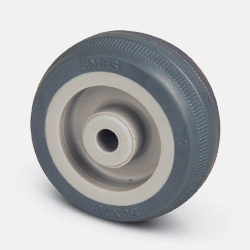 Колесо аппаратное 50 мм MKT 50, диск-пропилен