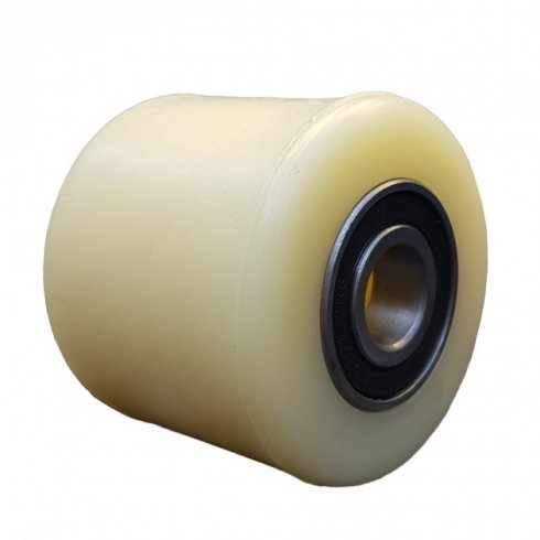 Ролик полиамидный для рохли 80х70 мм