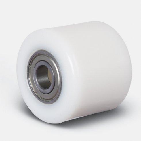 Ролик полиамидный для рохли 80х70 мм ZBZ-80-70