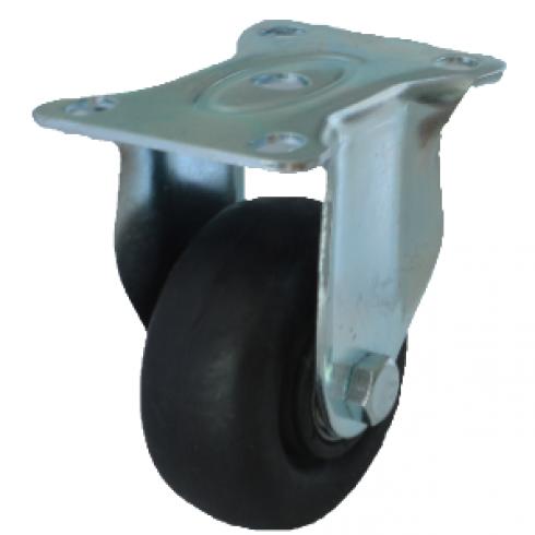 Колесо термостойкое фенольное неповоротное 125 мм