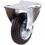 Kолесо промышленное неповоротное 75 мм FC92