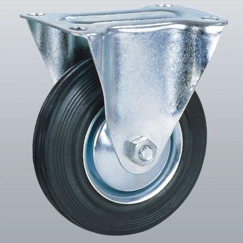 Колесо промышленное неповоротное 160 мм FC63