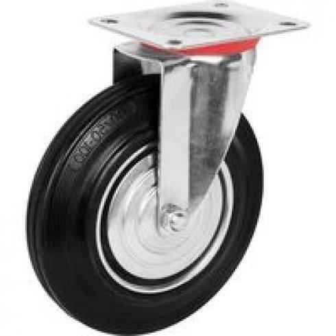 Колесо промышленное поворотное 160 мм SC63