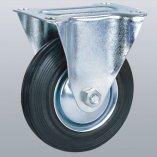 Колесо промышленное усиленное неповоротное 100 мм FC46