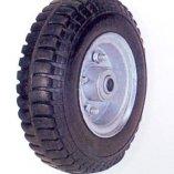 Колесо с симметричной ступицей 200 мм, посадочный диаметр 20 мм, пневматическое