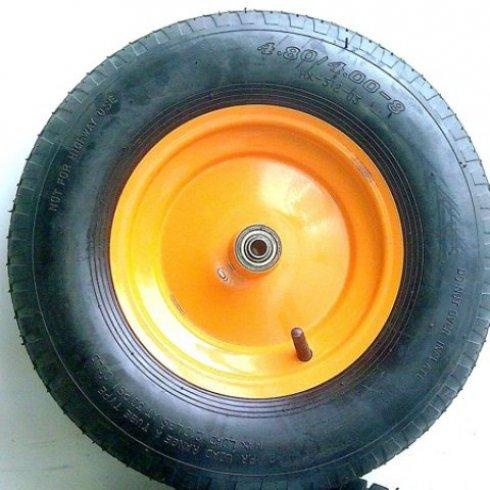 Колесо с симметричной металлической ступицей 380 мм, пневматическое ВИНКО