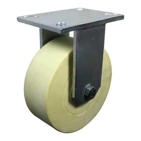 Колесо SUPER нейлоновое неповоротное 125 мм