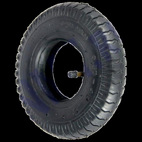 Покрышка 2.50-4 с камерой для PR 1400, 1401, SC 900, FC 900